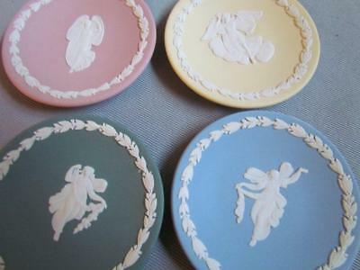 Wedgwood Small Trinket Dishes with Angels