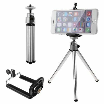 Digital Camera Camcorder Mini Tripod Mobile Phone iPhone Samsung Holder Stand