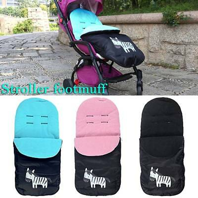 Baby Toddler Universal Footmuff Cosy Toes Apron Liner Buggy Pram Stroller CA