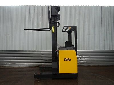 Yale Mr14H. Used Reach Forklift Truck. (#2059)