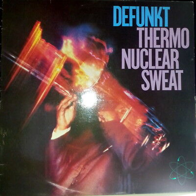 """12""""-LP-Vinyl: Defunkt -Thermo Nuclear Sweat"""