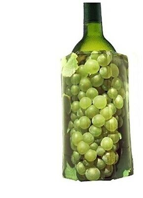 (Grapes White) - Vacu Vin Rapid Ice Wine Cooler - White Grapes