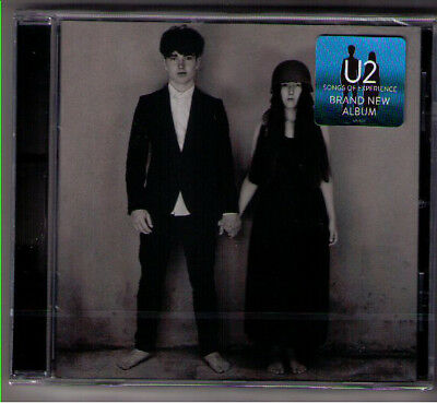 U2 - Songs Of Experience - CD (2017) - Brand NEW and SEALED