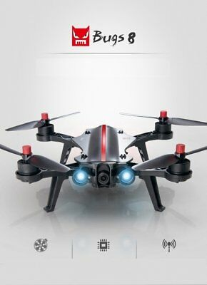 """MJX Bugs 8 Brush Less Racing Drone with 4.3"""" LCD Screen."""
