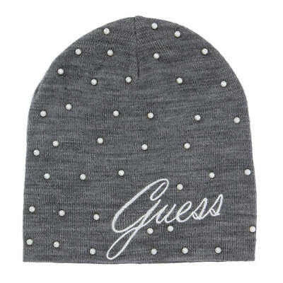 GUESS DONNA CAPPELLO Aw7888 Wol01 Gry - EUR 25 77e5de5ee4a3