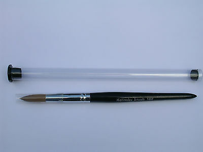 Professional Kolinsky Nail Art Brush Size 20