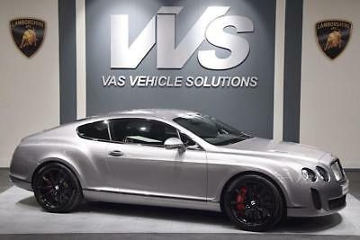 Bentley Continental Supersports Coupe 6.0 Automatic Petrol HIGH SPEC