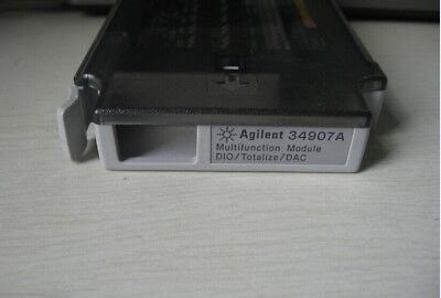 1PC Used GOOD Agilent HP 34907A