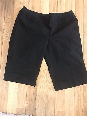 Ladies Newlook Maternity Shorts  Size 10 (A)