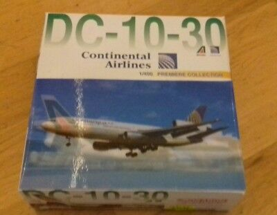 Continental Airlines / Alitalia  DC10 1/400 DragonWings