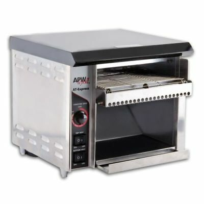 New Apw Wyott At-Express 208V Commercial Conveyor Toaster 300/hour