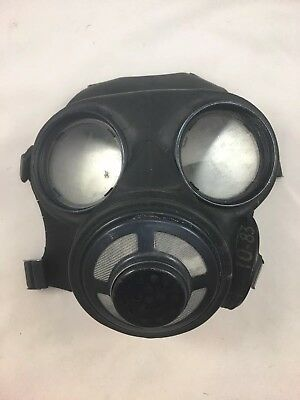 Gas Mask Canadian GTR 69 10/83 Normal size