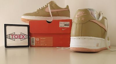 cheap for discount 0df74 11dc3 Nike Air Force 1 one Linen OG 2001 limited edition rare (mita stash
