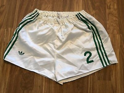 Rare Match Worn Northern Ireland 1986 Adidas Mexico World Cup Shorts