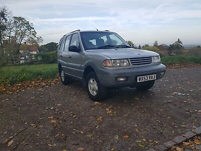 Tata Safari 7 Seater 4X4 Diesel Manual F/s/h 20 Stamps ,sold With No Reserve