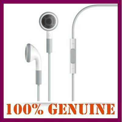 Original Apple Headsets Earbuds with Remote &Mic for iPods iPhone 4G 4S 5S 6S