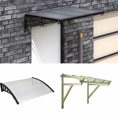 Door Canopy Outdoor Porch Window Rain Awning Rain Awning Shelter Shade