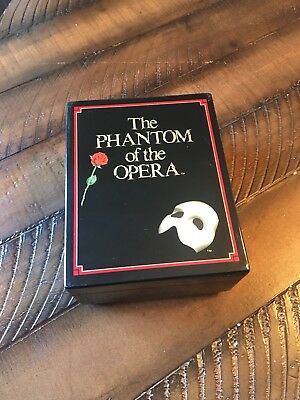 Phantom of the Opera Music Box