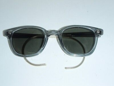 Vintage 1960s AO American Optical Safety Sunglasses Glasses