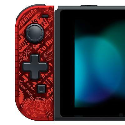 Official Nintendo SWITCH Licensed D-pad Joy-Con Left MARIO Version NEW SEALED