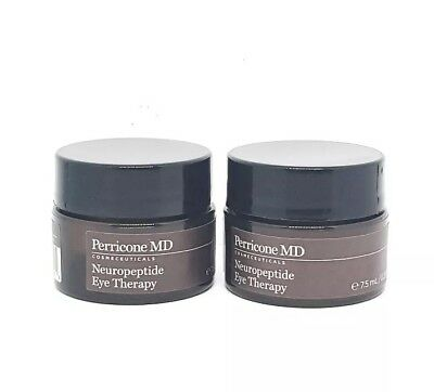 PERRICONE MD Neuropeptide Eye Therapy 2 x 7.5ml (15ml) Anti-Ageing Eye Cream