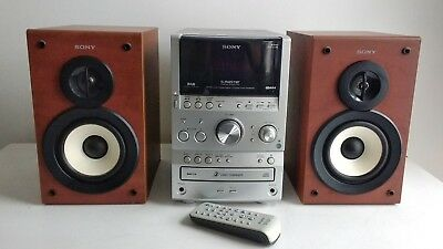 Sony Cmt-Spz90Db Micro Dab Hi-Fi System / Digital Radio / Cd Player / Cassette