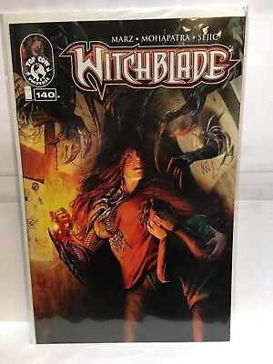 Witchblade #140 VF/NM 1st Print Image Top Cow Comics