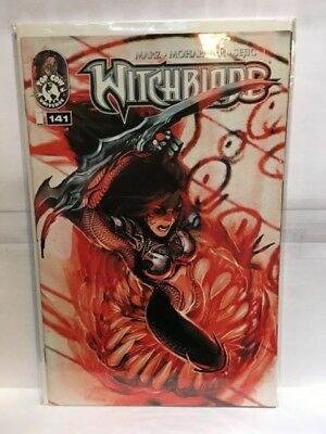 Witchblade #141 NM- 1st Print Image Top Cow Comics