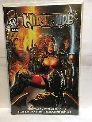 Witchblade #144 VF/NM 1st Print Image Top Cow Comics