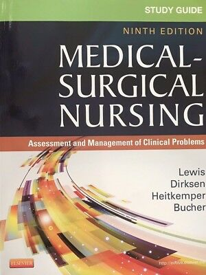 Study Guide:Medical-Surgical Nursing Assessment and Management of Clinical Pro