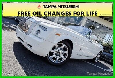 2011 Rolls-Royce Phantom ULTRA LUXURY ~~ Convertible ~~ RESERVE LOWERED !! 2011 ULTRA LUXURY Used 6.8L V12 48V Automatic RWD Premium