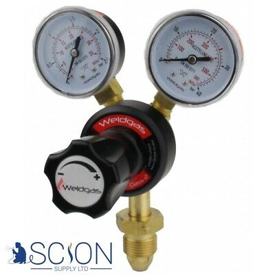 Single Stage 2 Gauge Acetylene Regulator 1.5 Bar