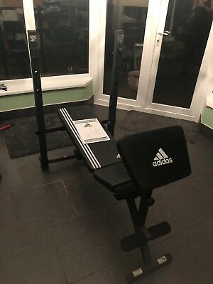 Adidas Essential Pro Multi Weights Bench