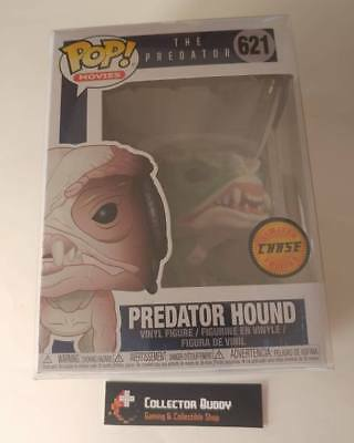 Limited Chase Funko Pop! Movies 621 The Predator Predator Hound Pop Vinyl Figure