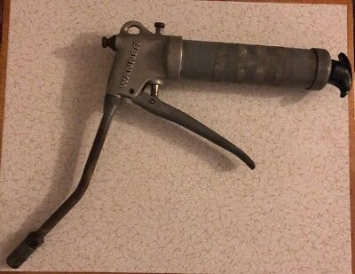 Wanner Grease Gun High Pressure B66
