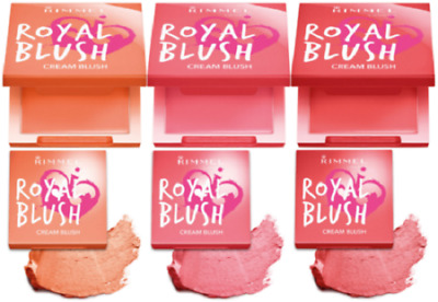 Rimmel Royal Blush Cream Blusher Choose From Multiple Shades Perfect Gift Idea