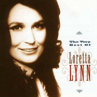 Loretta Lynn - Very Best Of Loretta Lynn (CD Used Very Good)