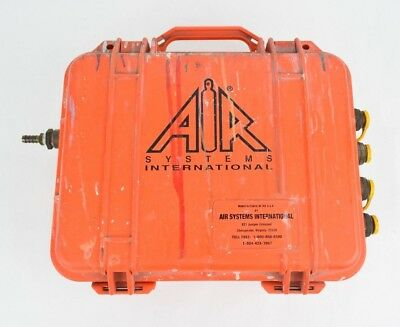 Air Systems International POA-4 Air Regulator Box