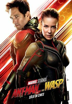 Ant Man And The Wasp, Dvd, 2018