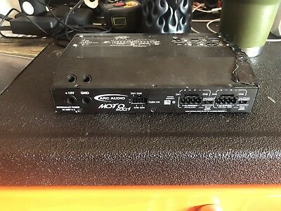 Arc Audio Moto 600.4 Amplifier Amp Harley Davidson Road Glide Street Ultra