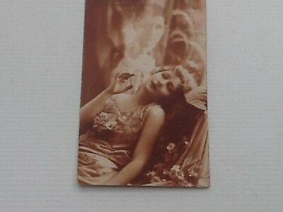 French Post Card Circa 1920 S