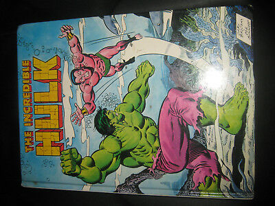 Marvel Comics - The Incredible Hulk Annual (UK Vintage)