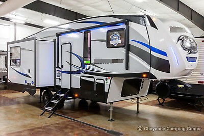 New 2019 285DRL4 Rear Living Room Lite Lightweight 5th Fifth Wheel for Sale