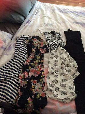 Maternity mixed clothes bundle size 8-10 ASOS