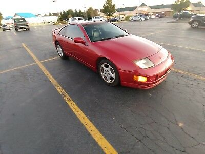 1991 Nissan 300ZX Twin Turbo 1991 Nissan 300zx Twin Turbo***Excellent Running Condition***NO RESERVE