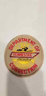 State of Tennessee Department of Corrections Patch!