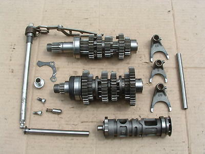 Kawasaki Ninja 250 R Ex250J 2011 Model Gearbox Parts Good Condition