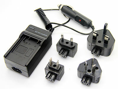 Battery Charger For Samsung TL205 WP10 WP-10 TL-205 TL-110 TL-105 ST-700 ST-100