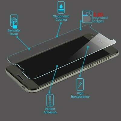 Genuine Tempered Glass Screen Protector For Alcatel A30 Fierce/A30 2017/Walters