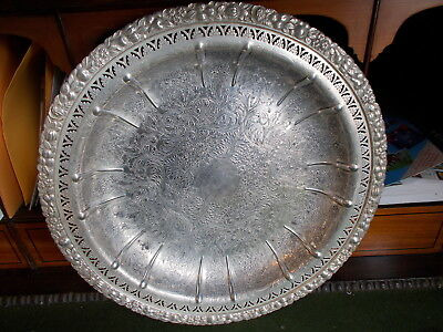 Antique/vintage Old Reproduction Silver Plate, Sheffield,england From Hardy Bros